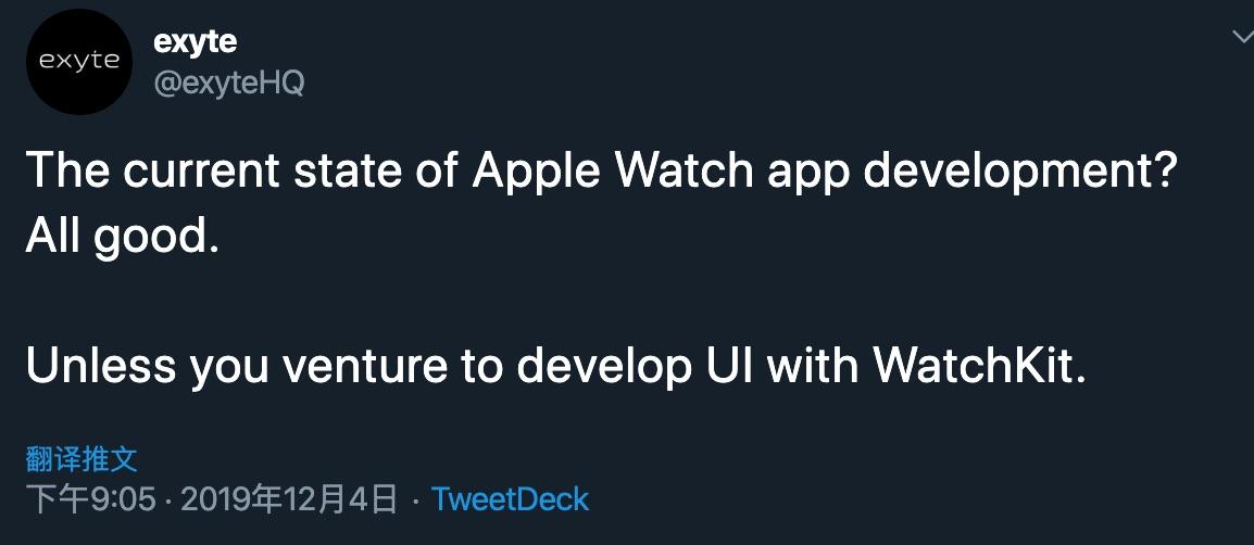 watchkit-twitte